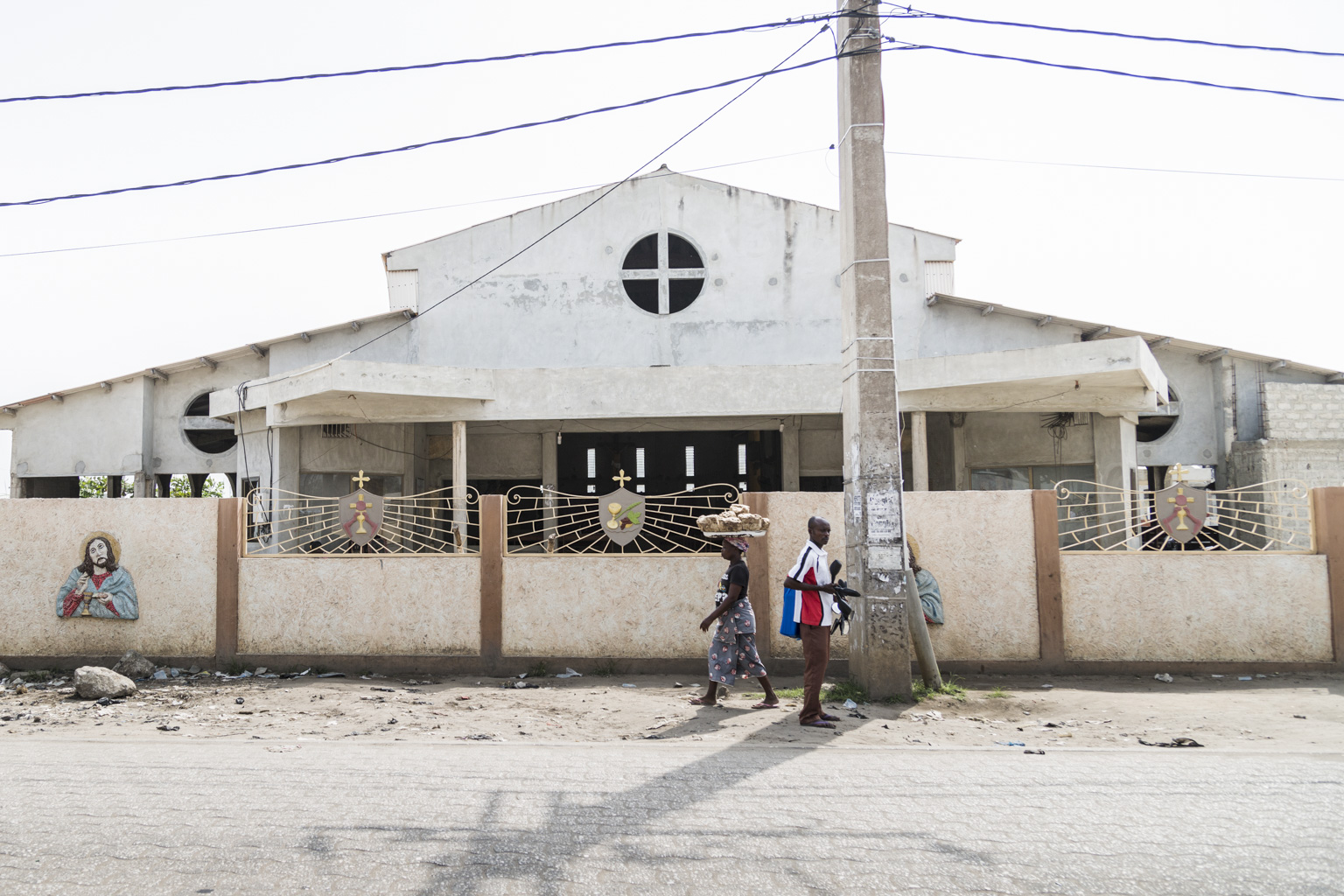 Dieu est africain-Didier Viodé